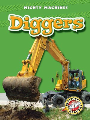 Click this cover for a(n) eBook sample of Diggers