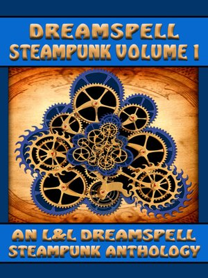 Click this cover for a(n) eBook sample of Dreamspell Steampunk