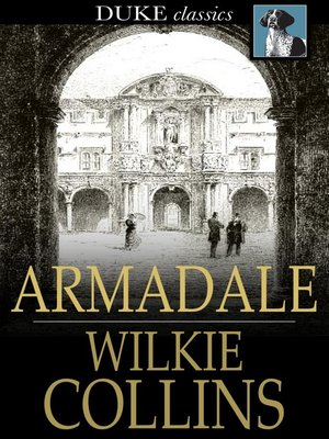 Click this cover for a(n) eBook sample of Armadale.