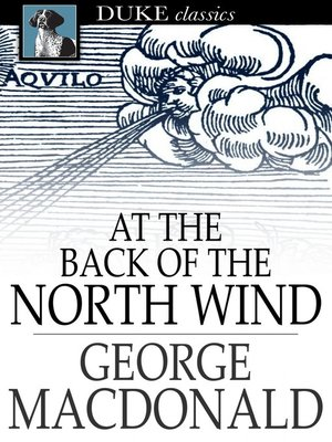 Click this cover for a(n) eBook sample of At the Back of the North Wind.