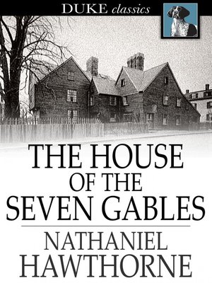 Click this cover for a(n) eBook sample of The House of the Seven Gables.