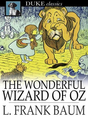 Click this cover for a(n) eBook sample of The Wonderful Wizard of Oz
