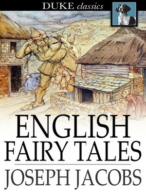 Cover of English Fairy Tales