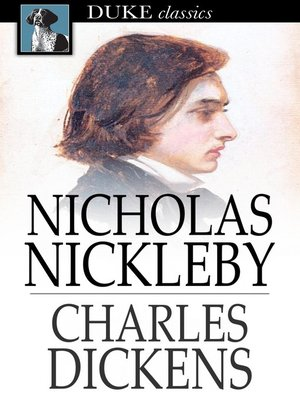 Click this cover for a(n) eBook sample of Nicholas Nickleby.