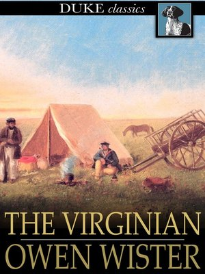 Click this cover for a(n) eBook sample of The Virginian.