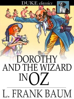 Click this cover for a(n) eBook sample of Dorothy and the Wizard in Oz