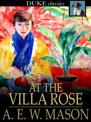 Cover of At the Villa Rose