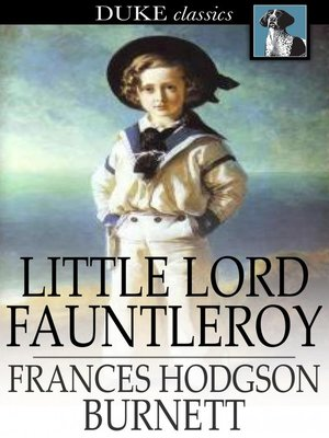 Cover of Little Lord Fauntleroy