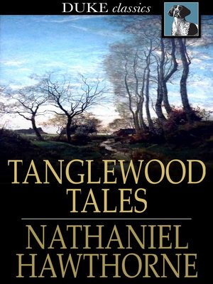 Click this cover for a(n) eBook sample of Tanglewood Tales