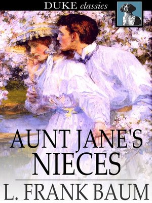Cover of Aunt Jane's Nieces