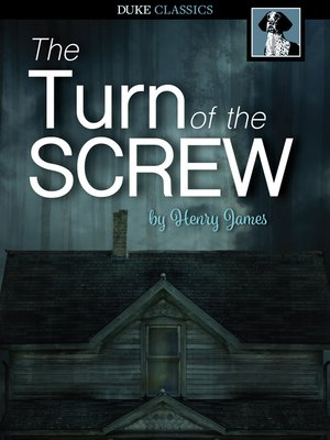 Cover of The Turn of the Screw