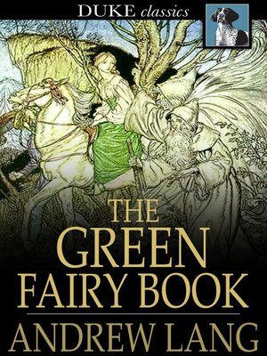 Click this cover for a(n) eBook sample of The Green Fairy Book