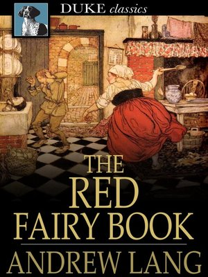 Click this cover for a(n) eBook sample of The Red Fairy Book.