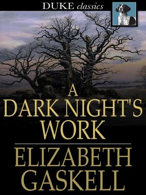 Click this cover for a(n) eBook sample of A Dark Night's Work.