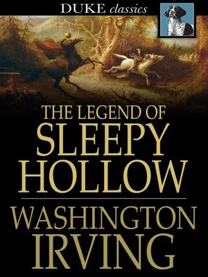 Click this cover for a(n) eBook sample of The Legend of Sleepy Hollow.