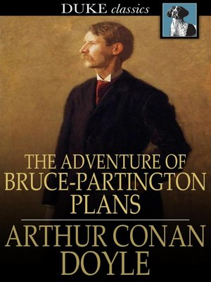 Cover of The Adventure of Bruce-Partington Plans