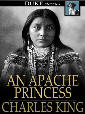 Click this cover for a(n) eBook sample of An Apache Princess.