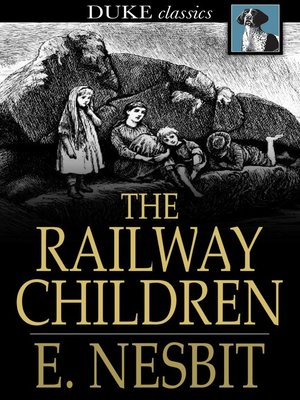 Click this cover for a(n) eBook sample of The Railway Children