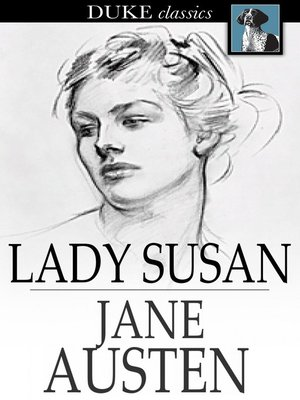 Click this cover for a(n) eBook sample of Lady Susan.