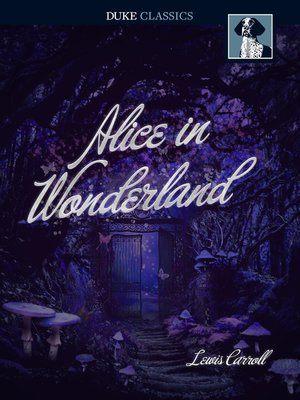 Click this cover for a(n) eBook sample of Alice in Wonderland