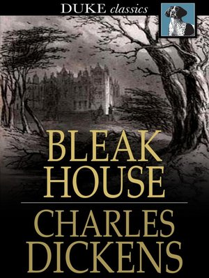 Click this cover for a(n) eBook sample of Bleak House.