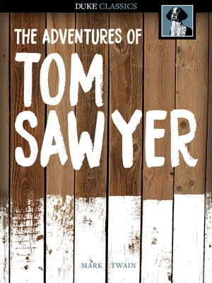 Click this cover for a(n) eBook sample of The Adventures of Tom Sawyer.