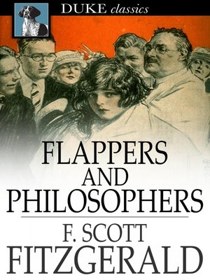 Click this cover for a(n) eBook sample of Flappers and Philosophers.