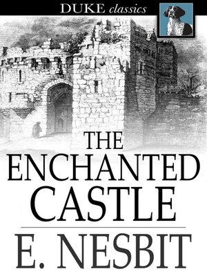 Cover of The Enchanted Castle