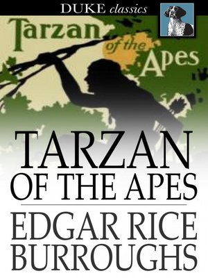 Click this cover for a(n) eBook sample of Tarzan of the Apes