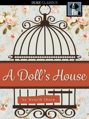 Click this cover for a(n) eBook sample of A Doll's House