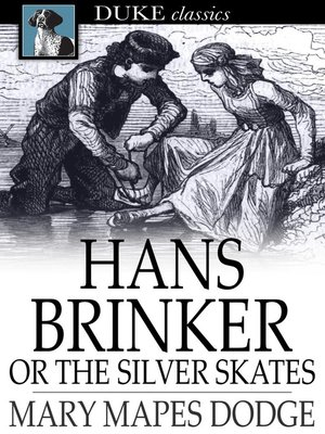 Click this cover for a(n) eBook sample of Hans Brinker.