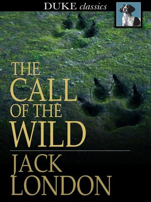 Click this cover for a(n) eBook sample of The Call of the Wild.