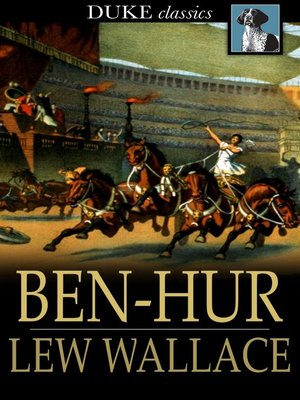 Click this cover for a(n) eBook sample of Ben-Hur