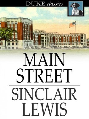 Click this cover for a(n) eBook sample of Main Street.