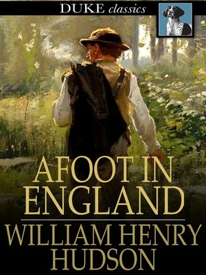 Cover of Afoot in England