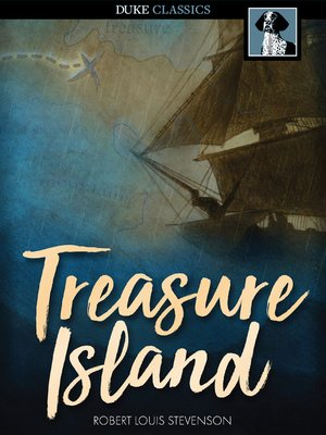 Click this cover for a(n) eBook sample of Treasure Island.