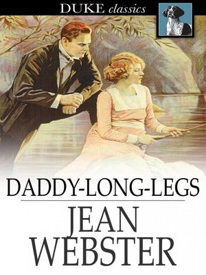Cover of Daddy-Long-Legs