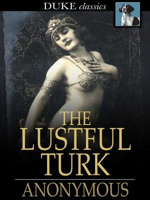Click this cover for a(n) eBook sample of The Lustful Turk.