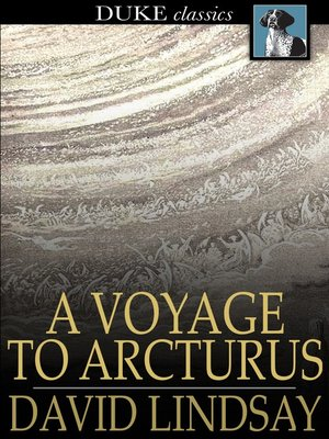 Cover of A Voyage to Arcturus