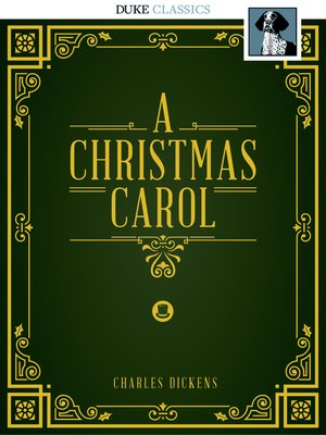 Click this cover for a(n) eBook sample of A Christmas Carol