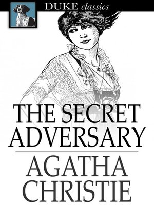 Click this cover for a(n) eBook sample of The Secret Adversary.