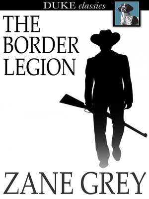 Click this cover for a(n) eBook sample of The Border Legion