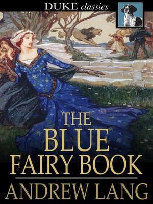 Click this cover for a(n) eBook sample of The Blue Fairy Book.