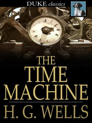 Click this cover for a(n) eBook sample of The Time Machine