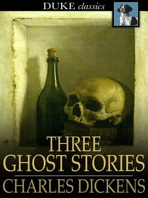 Click this cover for a(n) eBook sample of Three Ghost Stories.