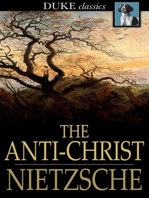 Cover of The Anti-Christ