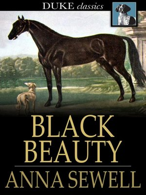 Click this cover for a(n) eBook sample of Black Beauty