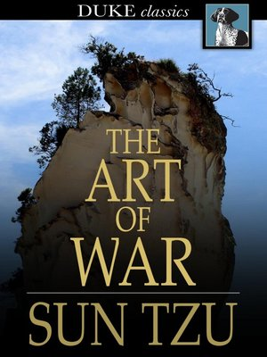 Click this cover for a(n) eBook sample of The Art of War