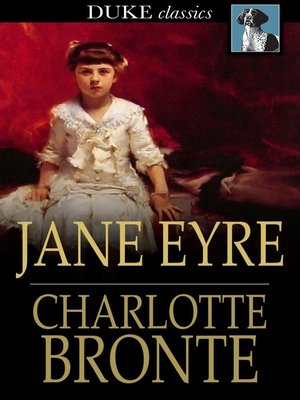 Click this cover for a(n) eBook sample of Jane Eyre.