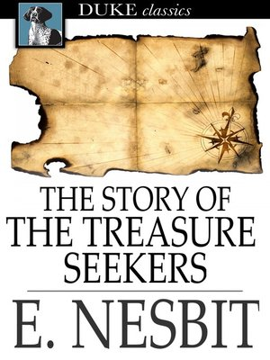 Click this cover for a(n) eBook sample of The Story of the Treasure Seekers